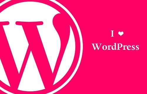 Pourquoi blogueur aime wordpress