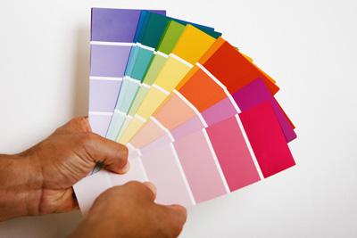 choix de couleur
