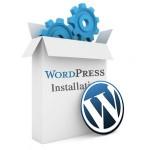 Service installer wordpress