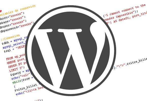 Ouvrir lien commentaire wordpress