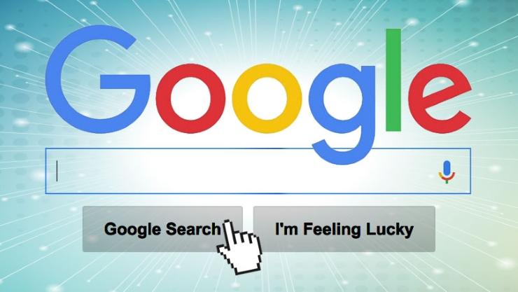 recherche précise google