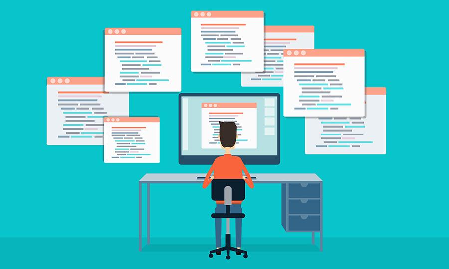 développeur informatique entreprise
