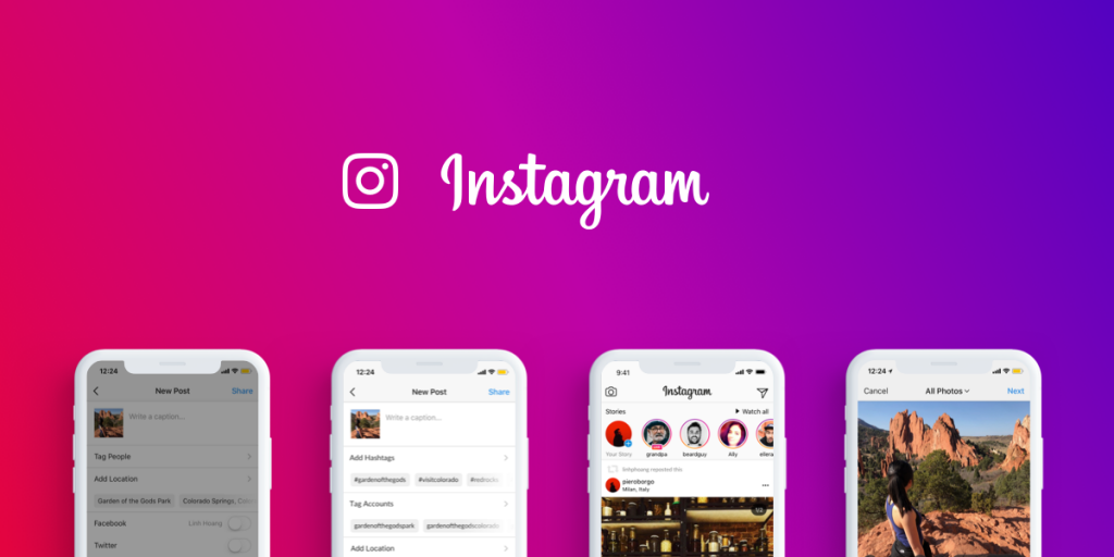 créer hashtag instagram