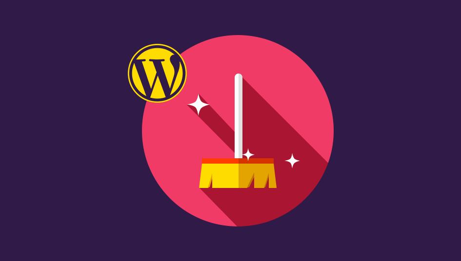 supprimer cache wordpress